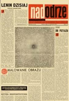 Nadodrze: dwutygodnik społeczno-kulturalny, nr 23 (8-21 listopada 1969)