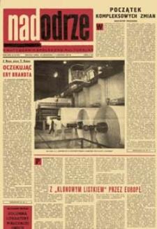 Nadodrze: dwutygodnik społeczno-kulturalny, nr 24 (22 listopada - 5 grudnia 1969)
