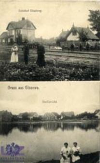 Głażewo / Glozewo; Gruss aus Glozewo