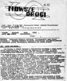 Nowsze drogi, nr 16 (23.04.1981 r.)
