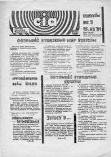 CIA (Centrum Informacji Akademickiej), Rzeszów, nr 8 (10.09.81)