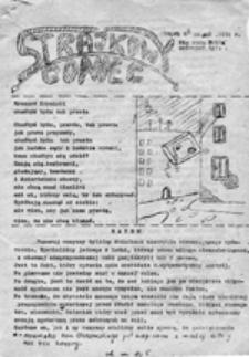Strajkowy goniec (28.11.1981 r.)