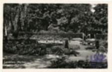 Gorzów Wlkp. / Landsberg (Warthe); Steingarten im Stadtpark