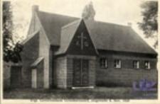 Ochla / Ochelhermsdorf; Evgl. Gemeindehaus Ochelhermsdorf, eingeweiht 4 Nov. 1928