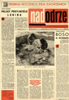 Nadodrze: dwutygodnik społeczno-kulturalny, nr 1 (3-17 stycznia 1970)