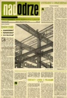 Nadodrze: dwutygodnik społeczno-kulturalny, nr 6 (15-28 marca 1970)
