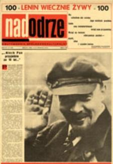 Nadodrze: dwutygodnik społeczno-kulturalny, nr 8 (12-25 kwietnia 1970)
