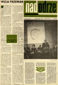 Nadodrze: dwutygodnik społeczno-kulturalny, nr 11 (24 maja-6 czerwca 1970)