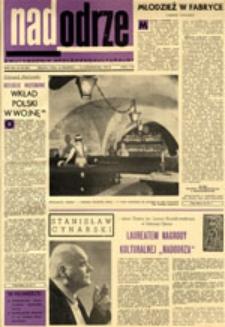 Nadodrze: dwutygodnik społeczno-kulturalny, nr 20 (27 września-10 października 1970)