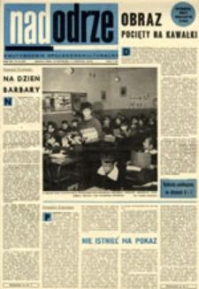 Nadodrze: dwutygodnik społeczno-kulturalny, nr 24 (22 listopada-5 grudnia 1970)