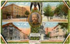 Gorzów Wlkp. / Landsberg (a. W.)
