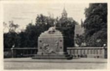 """Mirostowice Dolne / N. Ullersdorf """"Krieger-Ehrung"""""""