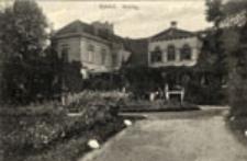 Kolsko / Kolzig; Schloß