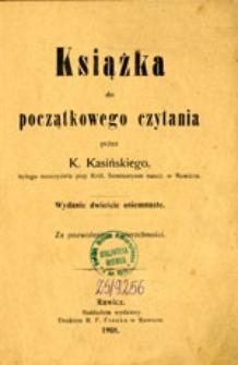 Książka do początkowego czytania