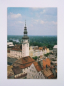 Bytom Odrzański; Późnorenesansowy ratusz z lat 1602-1609