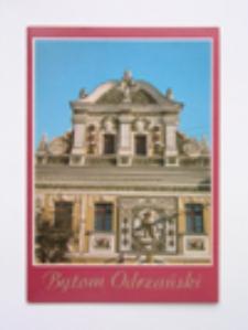Bytom Odrzański; Hotel Pod Złotym Lwem, kamieniczka z przełomu renesansu i baroku (XVIIw.)