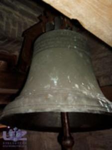 Koźminek (kościół filialny) - dzwon (datowanie 1623 r.)