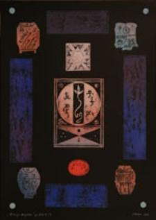 """Notacje Angeliki"", eprevue d' artiste II/VI"