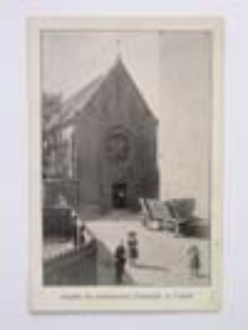 Kostrzyn / Cüstrin; Kapelle der katholischen Gemeinde zu Cüstrin; Kaplica (p.w. św. Mainolpha [Mainulfa]) kostrzyńskiej gminy katolickiej