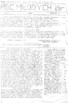 ABC młodych: pismo informacyjne młodzieży szkolnej, nr 13 (styczeń '87)