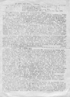 AGO: biuletyn Akademickiej Grupy Oporu Politechniki Śląskiej, nr 10 (27 lutego 1984)