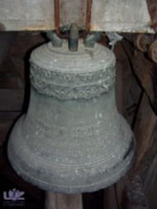 Raków (kościół filialny) - dzwon (datowanie 1708 r.)
