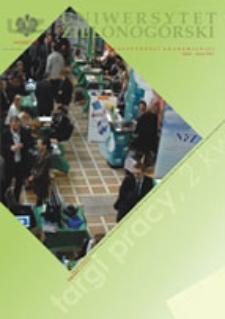 Uniwersytet Zielonogórski, 2009, nr 3 (marzec)
