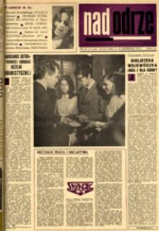 Nadodrze: dwutygodnik społeczno-kulturalny, nr 21 (10-23 października 1971)