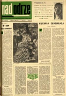 Nadodrze: dwutygodnik społeczno-kulturalny, nr 22 (24 października - 6 listopada 1971)