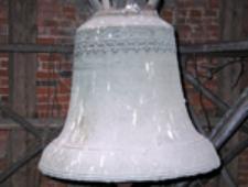 Wschowa (kościół św. Stanisława Biskupa Męczennika) - dzwon (datowanie 1488 r.)