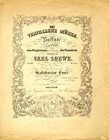 Die Verfallene Mühle: Ballade von J.N. Vogl eine Singstimme mit Begleitung des Pianoforte, op. 109