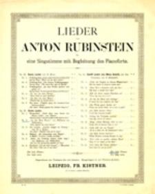 An der Rose Busen; op. 33, no 2