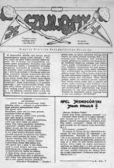 CZUWAJMY: Krajowy Biuletyn Duszpasterstwa Harcerzy, nr 1-2 (styczeń-luty 1988)