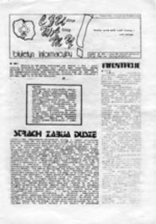 Czuwamy: biuletyn informacyjny, nr 8 (23.02.1989)