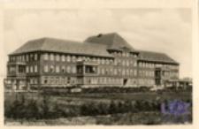 Szprotawa / Sprottau ; Krankenhaus
