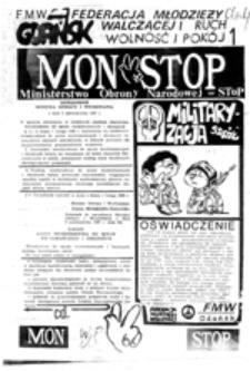MON Stop: Wrocław, nr 001 (kwiecień 88)