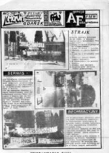 MONIT: pismo Federacji Młodzieży Walczącej, nr 84 (1989 wakacje)