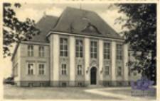 Sulechów / Züllichau; Pädagogium