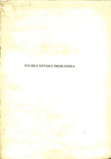 Pjęć wjeków drukarstwa polskiego: wybór książek i innych wytworów drukarskich od wieku XV do XX