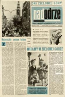 Nadodrze: dwutygodnik społeczno-kulturalny, nr 19 (10 - 23 IX 1972)