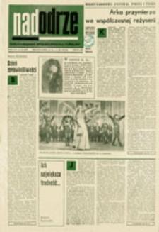 Nadodrze: dwutygodnik społeczno-kulturalny, nr 22 (22. X.- 4.XI. 1972)