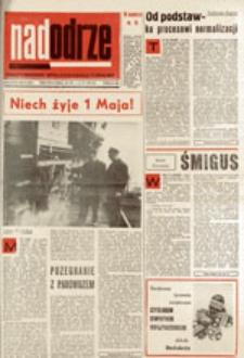 Nadodrze: dwutygodnik społeczno-kulturalny, nr 8 (22.IV. - 5.V. 1973)