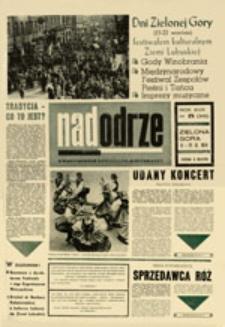 Nadodrze: dwutygodnik społeczno-kulturalny, nr 18 (8 - 21 IX.1974)