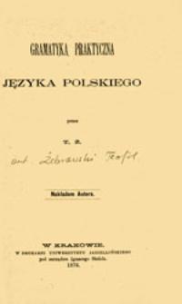 Gramatyka praktyczna języka polskiego