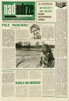 Nadodrze: dwutygodnik społeczno-kulturalny, nr 6 (12.III. - 25.III.1972)