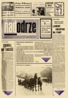 Nadodrze: dwutygodnik społeczno-kulturalny, nr 2 (27.I. - 9.II.1974)