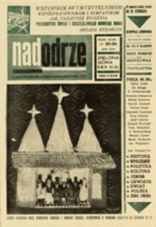 Nadodrze: dwutygodnik społeczno-kulturalny, nr 25/26 (15.XII.74 - 11.I.75)