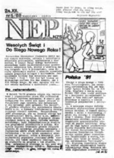 NEP, nr 1 (29.X.88)