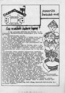 Okienko: niezależne pismo dzieci, nr 1 (1 września 86 r.)