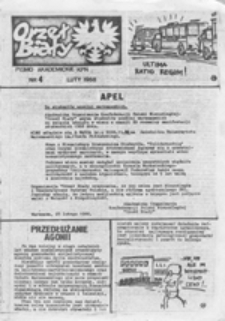 Orzeł Biały: pismo akademickie Konfederacji Polski Niepodległej, nr 13